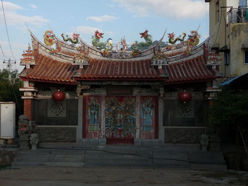Xiamen, à côté de l'hôtel