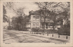 Hillegom. Haarlemsche Bank. Gelopen gestempeld in 1917.