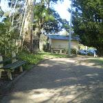 park next to kiosk (17227)