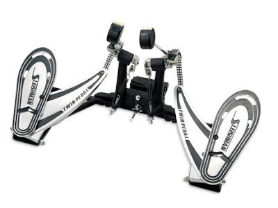 Sleishman Twin Pedal