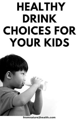 Healthy Drink Choices for Your Kids