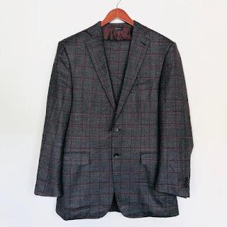 Ermenegildo Zegna X Loro Piana Dark Suit
