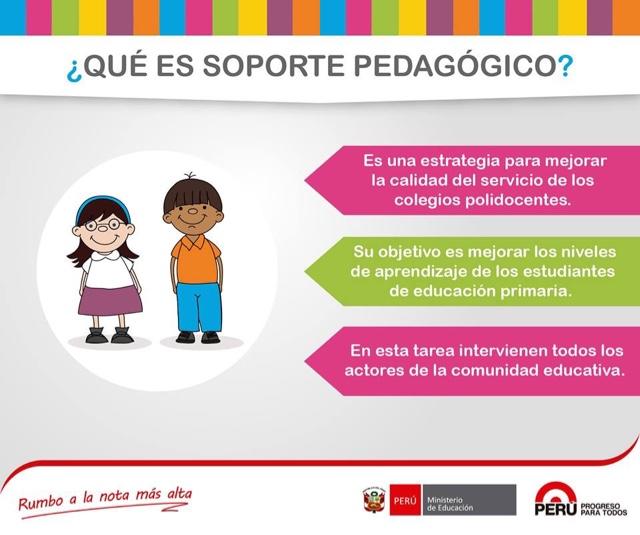 linea de soporte pedagogico 2015 i e 1177 quot h 201 roes