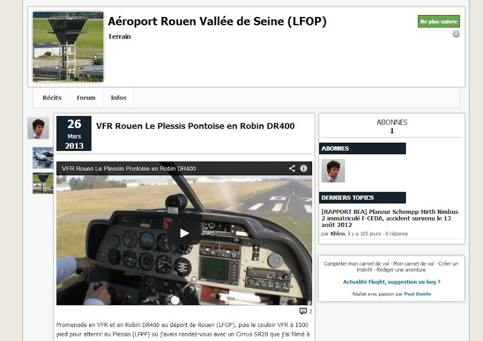 Floght - Réseau communautaire aéronautique Sans+titre+13