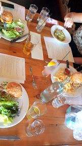 An Uncommon Lunch at Clyde Common, courtesy of Little Green Pickle