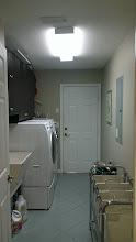 Photo: Inside Laundry!