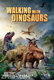 Dạo Bước Với Khủng Long - Walking with Dinosaurs 3D (2013) Poster
