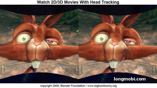 chuyển video 2d sang 3d cho google cardboad