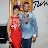 OIC - ENTSIMAGES.COM - Robin Windsor and Anna Kennedy at the Autism's Got Talent Press Call at Pineapple Dance Studios. in London 1st May 2015  Photo Mobis Photos/OIC 0203 174 1069