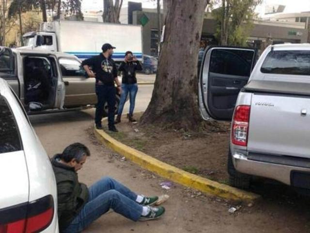 Fue detenido un capo narco que estaba prófugo desde 2008