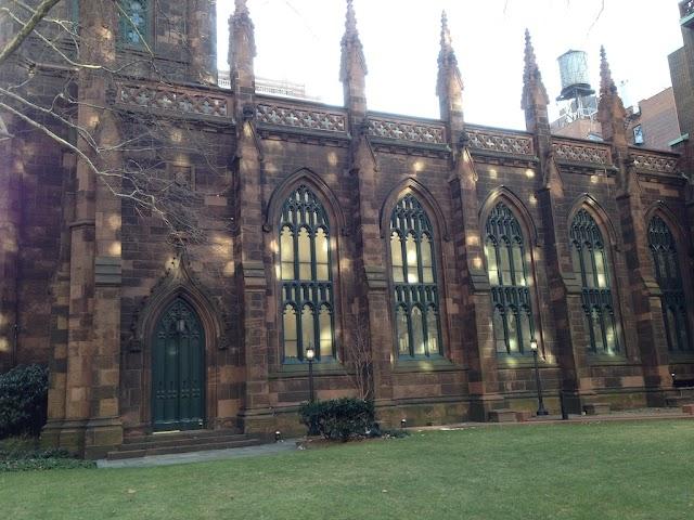 first presbyterian church New York