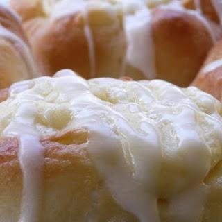 Cream Cheese Danish.