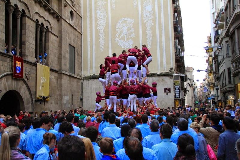 Actuació 20è Aniversari Castellers de Lleida Paeria 11-04-15 - IMG_8886.jpg