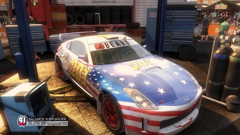 รายการรถกลุ่ม Rally ใน DiRT2 350-05