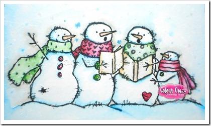 Singing Snowmen (2)