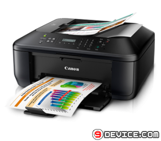pic 1 - how to get Canon PIXMA MX377 printing device driver