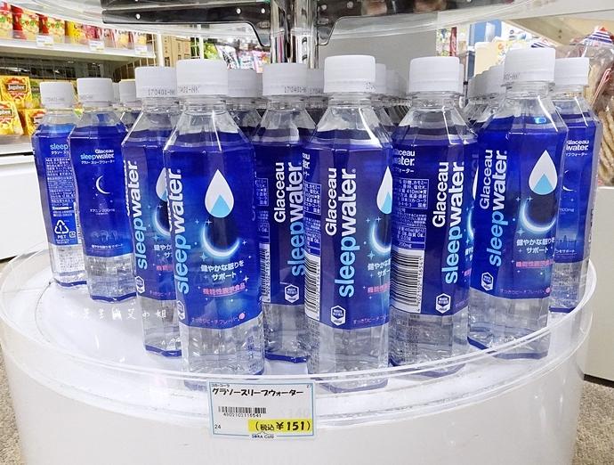 1 九州戰利品 可口可樂睡眠水 睡覺水 Glaceau Sleep Water