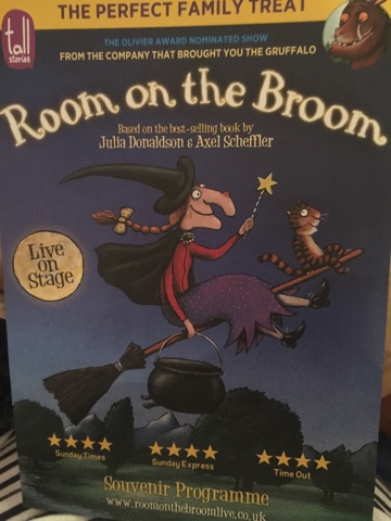 For The Purpose Of This Post We Were Given Four Free Tickets To See Room On  The Broom. All Views And Opinions Are 100% My Own. Part 66