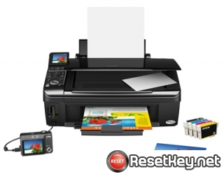 Reset Epson TX405 End of Service Life Error message