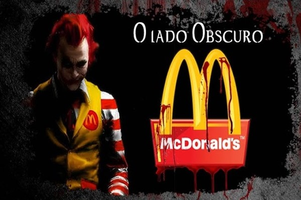 Mc Donald o lado obscuro