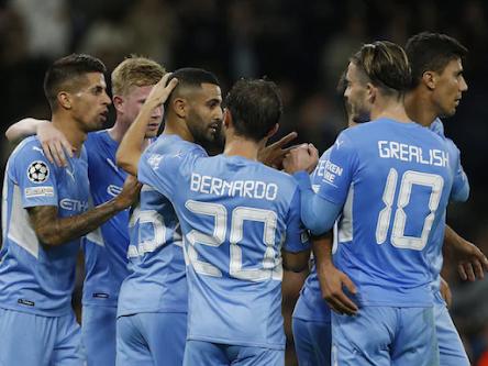 Manchester City Menang Besar Keatas Wycombe dalam Carabao Cup