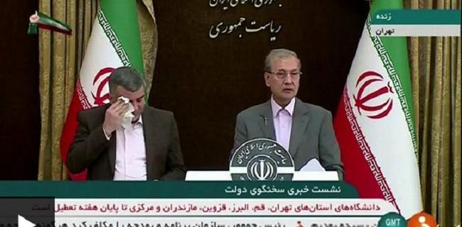 Wakil Menteri Kesehatan Iran Positif Terinfeksi Virus Corona