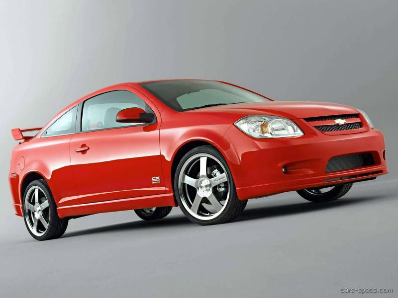 2006 chevrolet cobalt ss supercharged specifications pictures prices. Black Bedroom Furniture Sets. Home Design Ideas