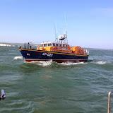 Onboard the fishing vessel - 19 April 2015. Photo credit: Mark Ponchaud, RNLI Poole