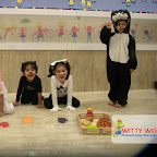 Rhyme Enactment of Three Little Kittens by Nursery Morning Section at Witty World Chikoowadi 2017-18.