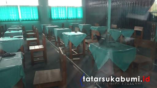 SMK Lodaya Cibadak Dibobol Maling, 16 Komputer Untuk UNBK Raib