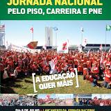 Paralisação Nacional da CNTE para os Trabalhadores em educação