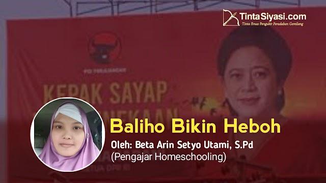Baliho Bikin Heboh
