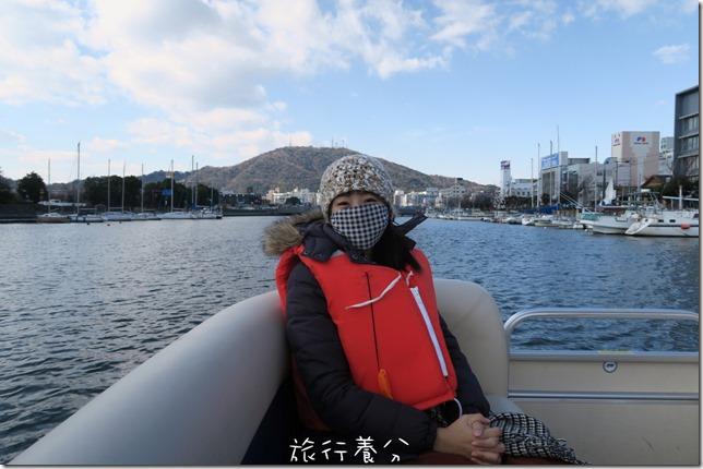 四國德島 葫蘆島周遊船 新町川水際公園 (52)