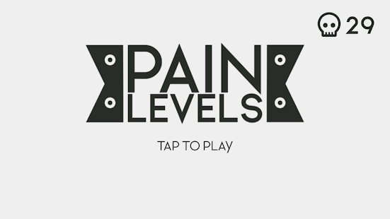 Painlevels - The game of challenge - náhled
