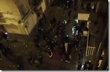 Sparatoria tra minorenni a Napoli