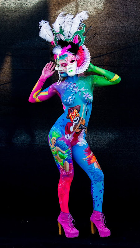 IMG_5065 Color Sea Festival Bodypainting 2018