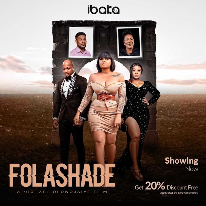 [Movie] Folashade – Nollywood