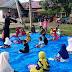 Gandeng Mahasiswa IAIN Bone, Program BRAIN Batalyon C Pelopor Sambangi Anak-anak Desa Kading