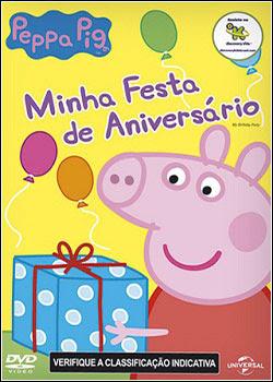 Baixe imagem de Peppa Pig   Minha Festa De Aniversário (Dublado) sem Torrent