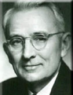 Dale Carnegie Portrait, Dale Carnegie