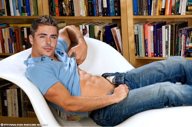 Zac Efron Gay Porno 77