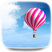 Marine Balloon Live Wallpaper