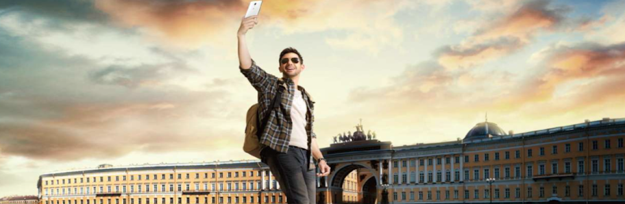 Selfie sekampung dengan Selfie Panorama
