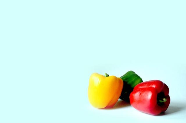 pimientos-verdes-rojos-amarillos