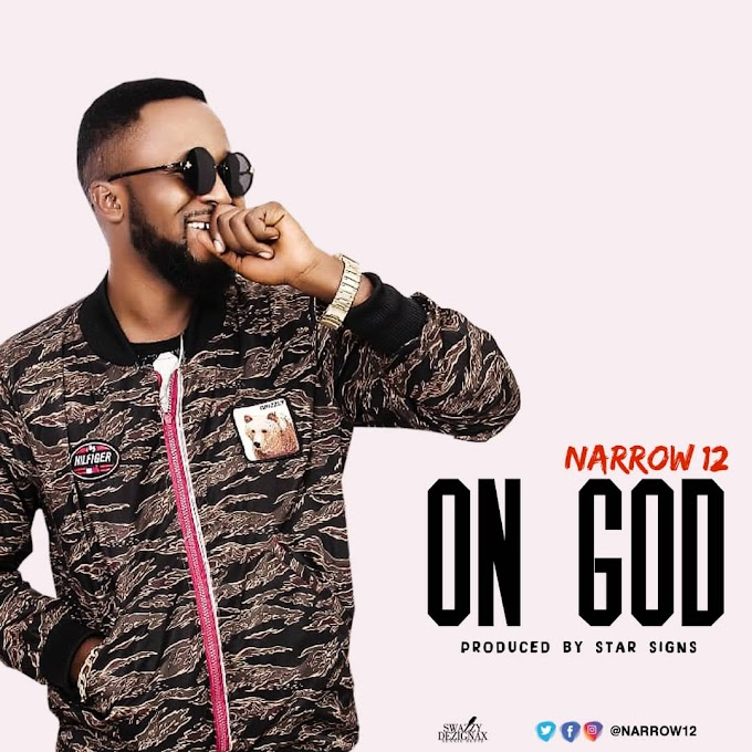 Worrydem Musik : Narrow12 - On God ( Prod By Star Signs)