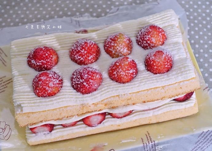 3 士林宣原烘焙蛋糕專賣店 草莓蛋糕