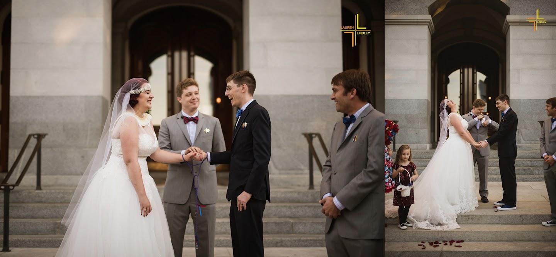 Sacramento Capital Wedding