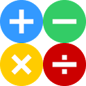 Math multiplication icon