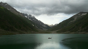 Lake Saif-UL-Malook, Kaghan Valley, Khyber Pakhtunkhwa, Pakistan