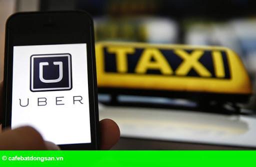 Hình 1: Hậu tranh cãi về taxi Uber: Người dân hưởng lợi